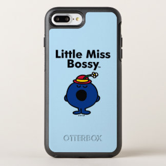 Little Miss | Little Miss Bossy is So Bossy OtterBox Symmetry iPhone 8 Plus/7 Plus Case