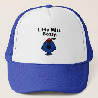 Little Miss | Little Miss Bossy is So Bossy Trucker Hat