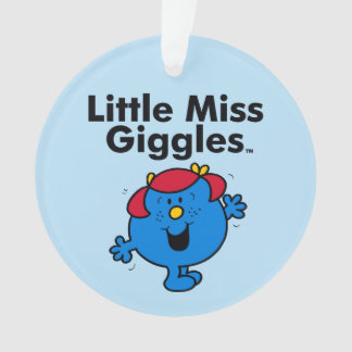 Little Miss | Little Miss Giggles Likes To Laugh