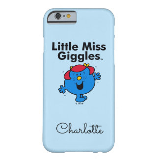 Little Miss | Little Miss Giggles Likes To Laugh Barely There iPhone 6 Case