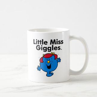 Little Miss | Little Miss Giggles Likes To Laugh Coffee Mug