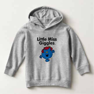 Little Miss | Little Miss Giggles Likes To Laugh Hoodie