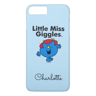 Little Miss | Little Miss Giggles Likes To Laugh iPhone 8 Plus/7 Plus Case