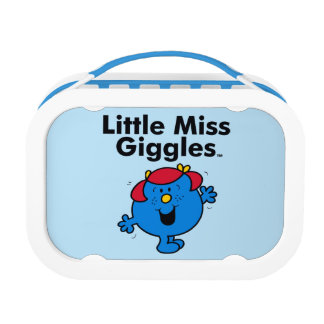 Little Miss | Little Miss Giggles Likes To Laugh Lunch Box