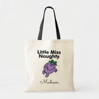 Little Miss | Little Miss Naughty is So Naughty Tote Bag