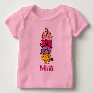 Little Miss   Little Miss Standing Tall Baby T-Shirt