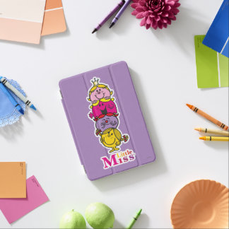 Little Miss   Little Miss Standing Tall iPad Mini Cover