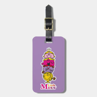 Little Miss | Little Miss Standing Tall Luggage Tag