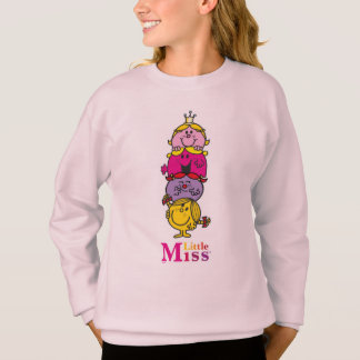 Little Miss | Little Miss Standing Tall Sweatshirt