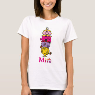 Little Miss | Little Miss Standing Tall T-Shirt