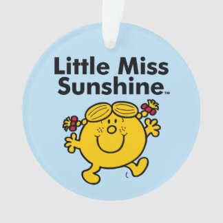 Little Miss   Little Miss Sunshine is a Ray of Sun