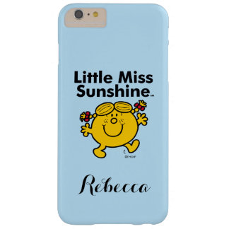 Little Miss | Little Miss Sunshine is a Ray of Sun Barely There iPhone 6 Plus Case