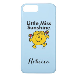 Little Miss | Little Miss Sunshine is a Ray of Sun iPhone 8 Plus/7 Plus Case