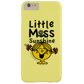 Little Miss | Little Miss Sunshine Laughs Barely There iPhone 6 Plus Case