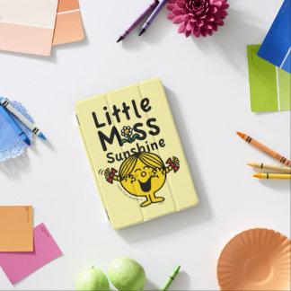Little Miss   Little Miss Sunshine Laughs iPad Mini Cover