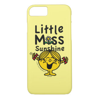 Little Miss | Little Miss Sunshine Laughs iPhone 8/7 Case