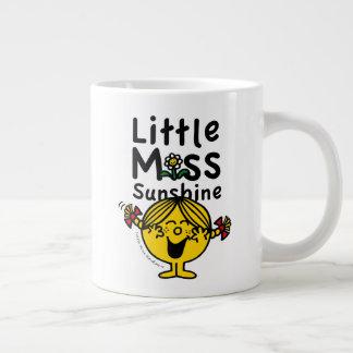Little Miss | Little Miss Sunshine Laughs Large Coffee Mug