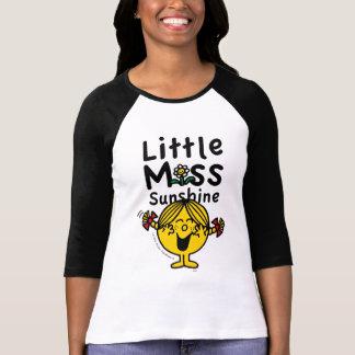 Little Miss   Little Miss Sunshine Laughs T-Shirt