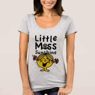 Little Miss | Little Miss Sunshine Laughs T-Shirt