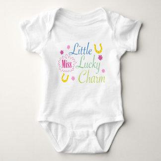 Little Miss Lucky Charm Baby Bodysuit