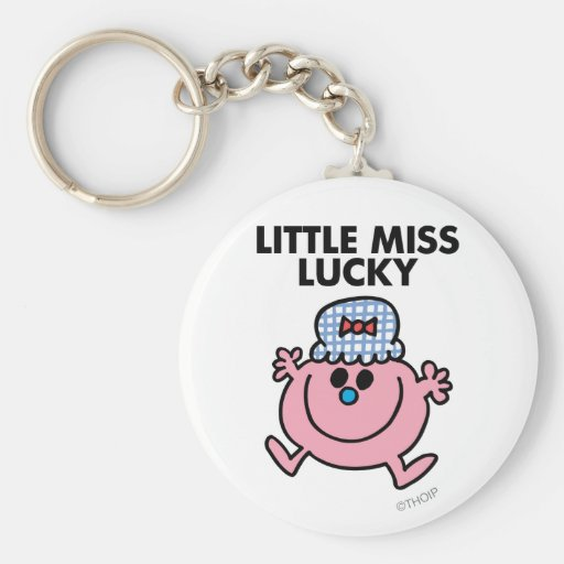 Little Miss Lucky Classic 1 Key Chains