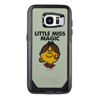 Little Miss Magic | Black Lettering OtterBox Samsung Galaxy S7 Edge Case