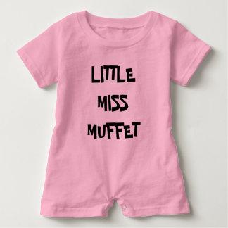 LITTLE MISS MUFFET BABY BODYSUIT