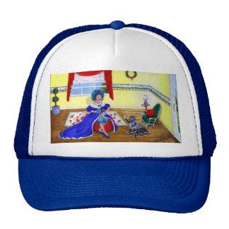Little Miss Muffet Cap Trucker Hat