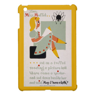 Little Miss Muffet iPad Mini Case