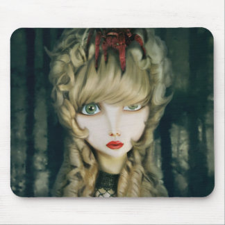 Little Miss Muffet Mouse Pads