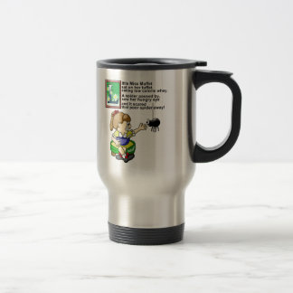 Little Miss Muffet Coffee Mug