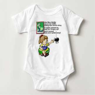 Little Miss Muffet Tshirts
