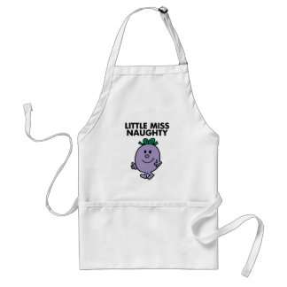 Little Miss Naughty Classic 1 Aprons