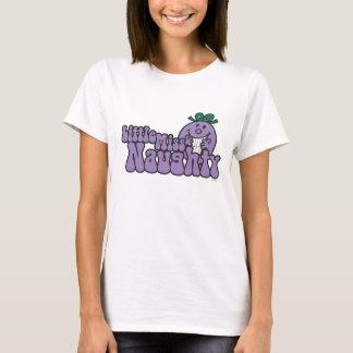 Little Miss Naughty Hiding T-Shirt