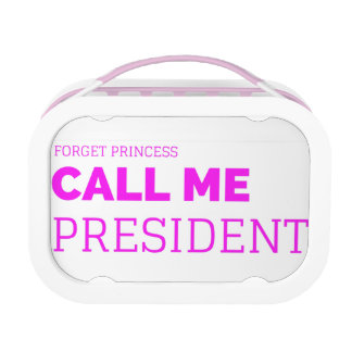 Little Miss President Lunch Boxes