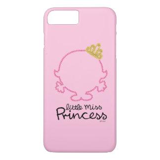 Little Miss Princess | Blank Face iPhone 8 Plus/7 Plus Case