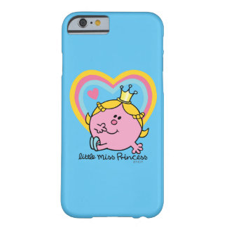 Little Miss Princess | Hearts Barely There iPhone 6 Case