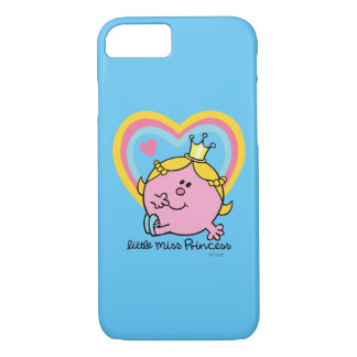 Little Miss Princess | Hearts iPhone 8/7 Case