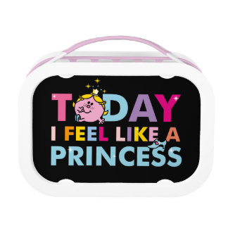 Little Miss Princess | I Feel Like A Princess Lunch Box