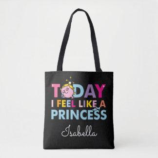 Little Miss Princess | I Feel Like A Princess Tote Bag