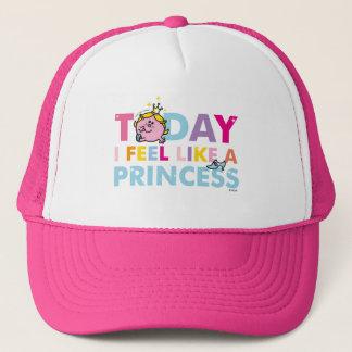 Little Miss Princess | I Feel Like A Princess Trucker Hat