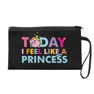 Little Miss Princess | I Feel Like A Princess Wristlet