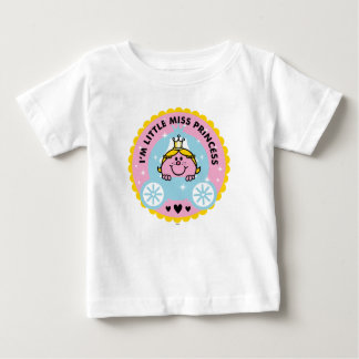 Little Miss Princess | I'm A Princess Baby T-Shirt