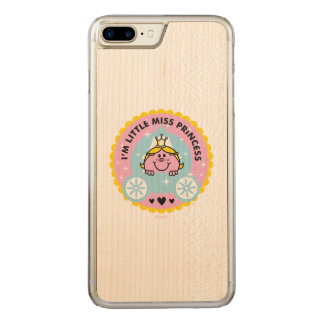 Little Miss Princess | I'm A Princess Carved iPhone 7 Plus Case