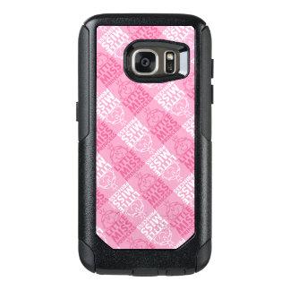 Little Miss Princess | Pretty In Pink Pattern OtterBox Samsung Galaxy S7 Case