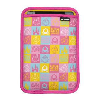Little Miss Princess | Pretty Pastel Pattern iPad Mini Sleeve