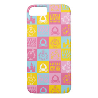 Little Miss Princess | Pretty Pastel Pattern iPhone 8/7 Case