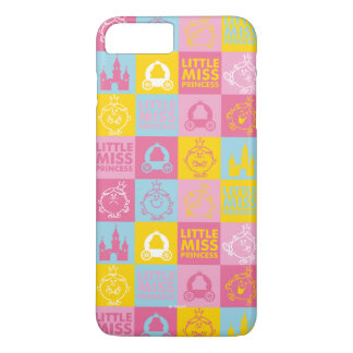 Little Miss Princess | Pretty Pastel Pattern iPhone 8 Plus/7 Plus Case