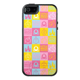 Little Miss Princess | Pretty Pastel Pattern OtterBox iPhone 5/5s/SE Case