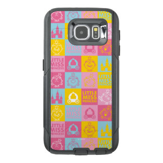 Little Miss Princess | Pretty Pastel Pattern OtterBox Samsung Galaxy S6 Case